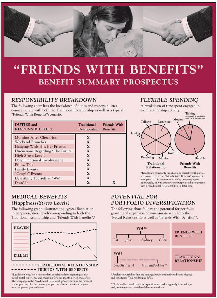 """Friends with Benefits\"" Prospectus"