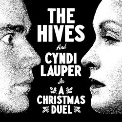 The Hives and Cyndi Lauper