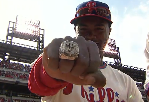 Jimmy and His Ring