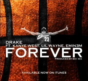Forever (single cover)