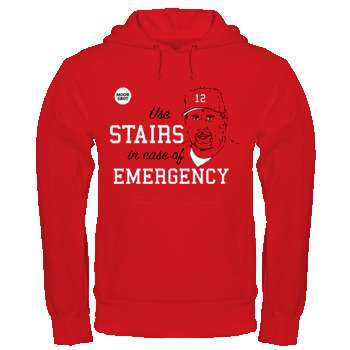 Stairs Hoody