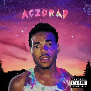 Chance the Rapper - Acid Rap (Album Cover)